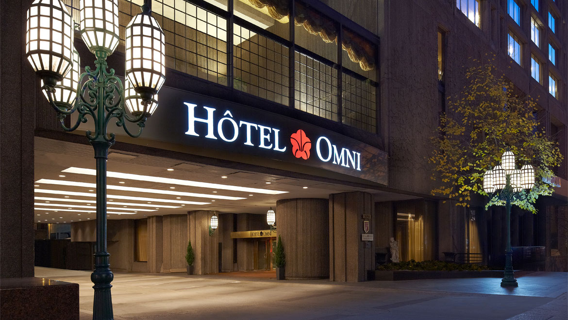 Hotel Omni Mont Real