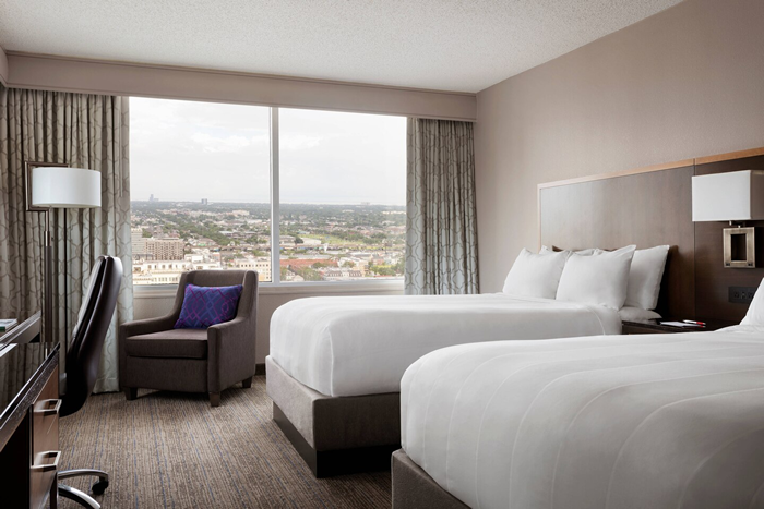 New Orleans Marriott Double Room