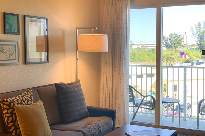 Residence Inn by Marriott Balcony Suite