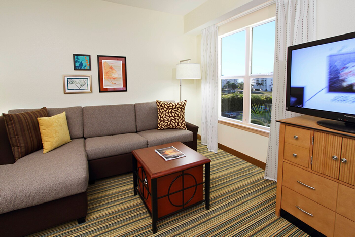 Residence Inn by Marriott One Bedroom Suite