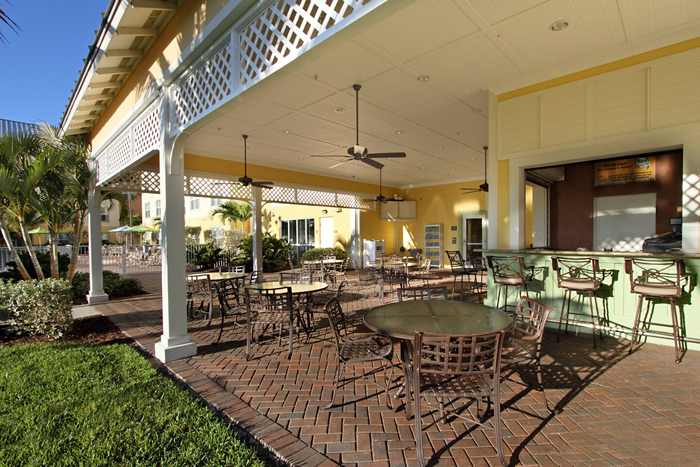 Residence Inn by Marriott  Patio