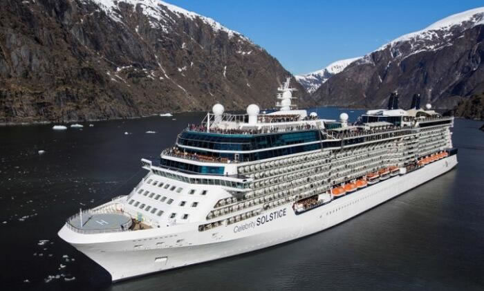 Celebrity's Beautiful Celebrity Solstice