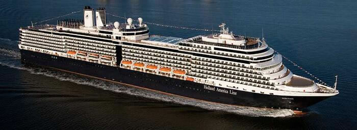 Holland America Line's Inviting ms Eurodam