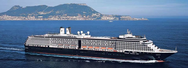 Holland America Line's Graceful ms Noordam