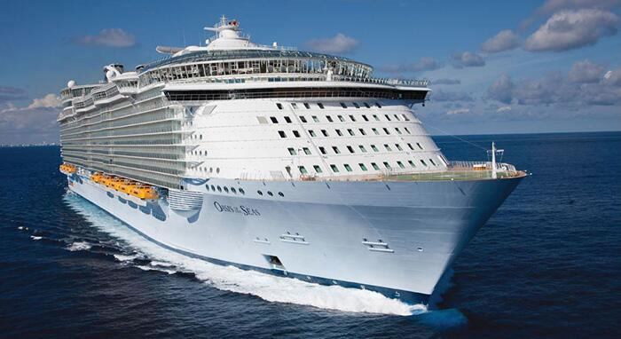 Royal Caribbean's Magnificent Oasis of the Seas