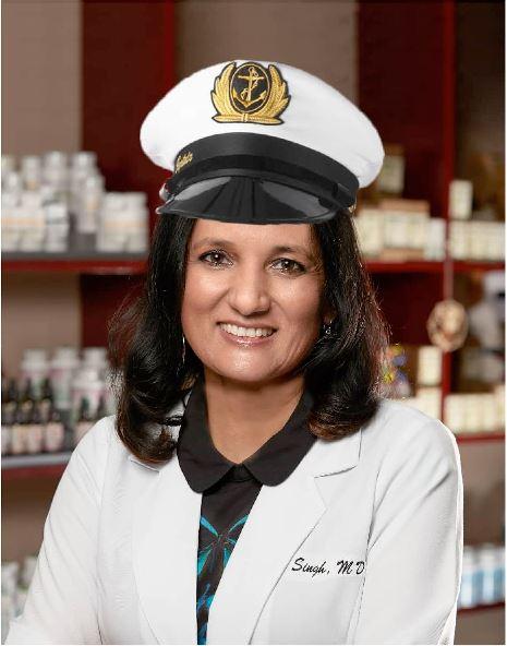 Captain Singh