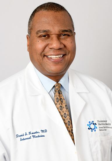 David S. Kountz, MD, MBA, FACP