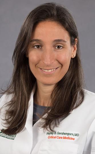Hayley B. Gershengorn, MD, FCCM, ATSF