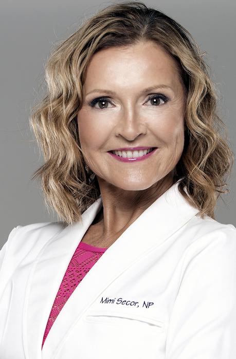 R. Mimi Secor, DNP, FNP-BC, FAANP, FAAN