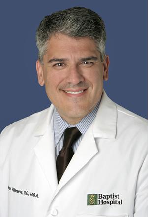 Tomas Villanueva, DO, MBA, FACPE, SFHM