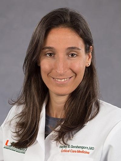 Hayley Gershengorn, MD