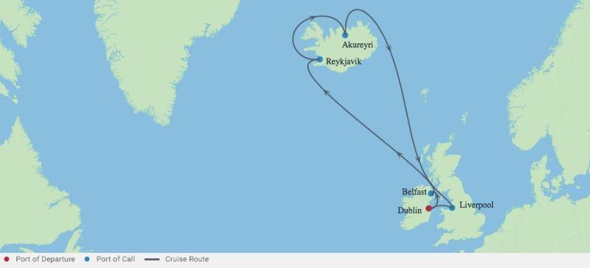 Ireland & Iceland