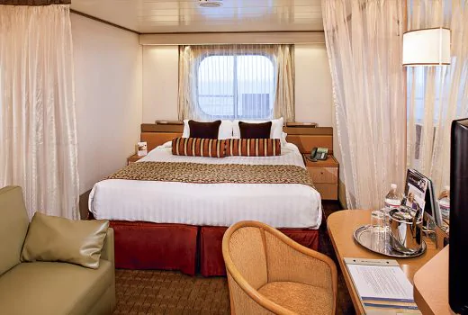 Ocean-View Stateroom, E