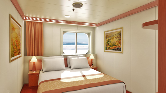 Interior Stateroom, 4A