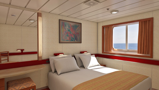 Oceanview Stateroom, 6A