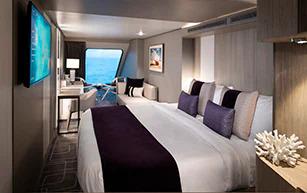 Deluxe Oceanview Stateroom, 6