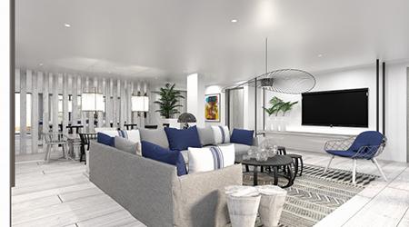 Penthouse Suite, PS