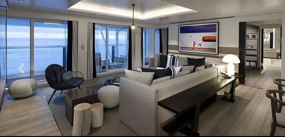 Penthouse Suite, PS