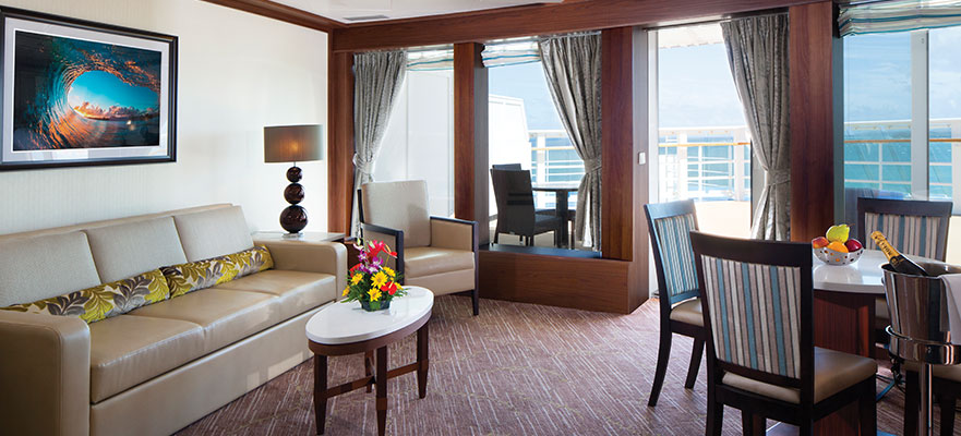 Owner's Suite with Large Balcony, SC