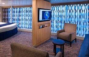 Oceanview Panoramic Suite (No Balcony), VP