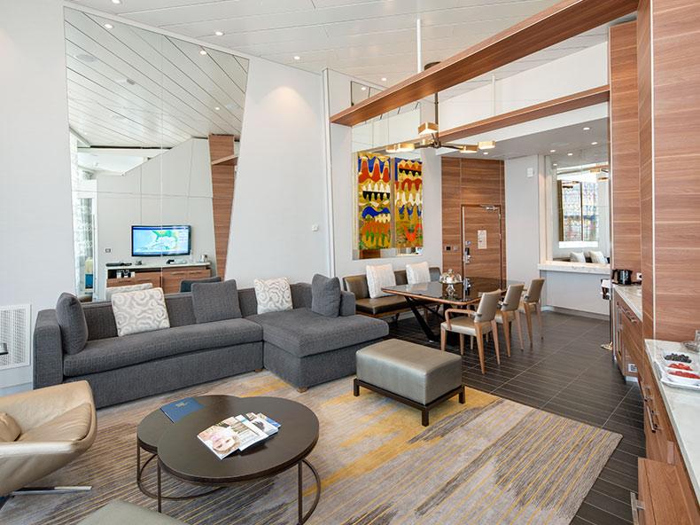 Grand Panoramic Suite - 1 Bedroom, GP