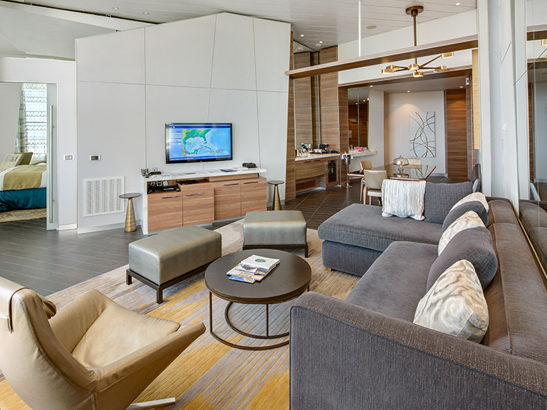 Owner's Panoramic Suite - 1 Bedroom, OP