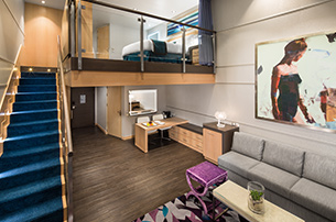 Crown Loft Suite, L2