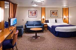 Interior Stateroom - Accessible, 1V