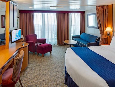 Junior Suite with Balcony, J3