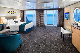 Junior Suite with Balcony - Accessible, J3