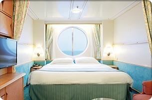 Oceanview Stateroom, 4N