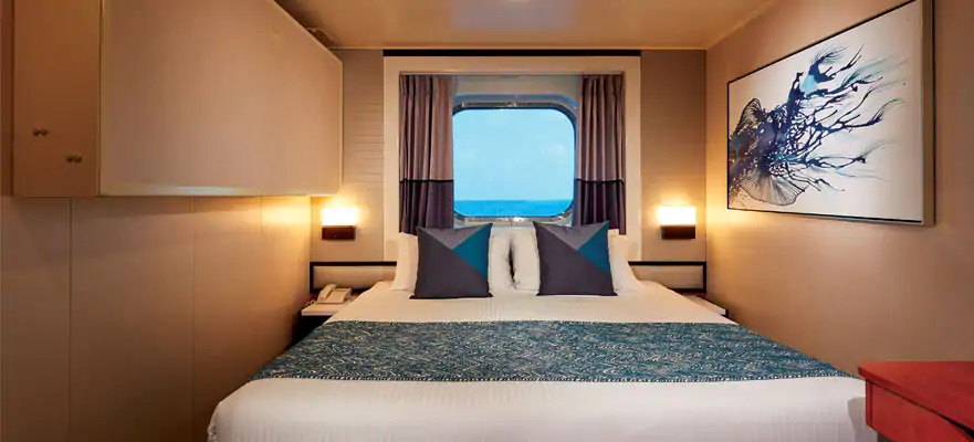 Oceanview with Picture Window, OB