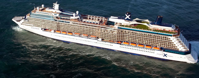 Celebrity's Beautiful Celebrity Equinox
