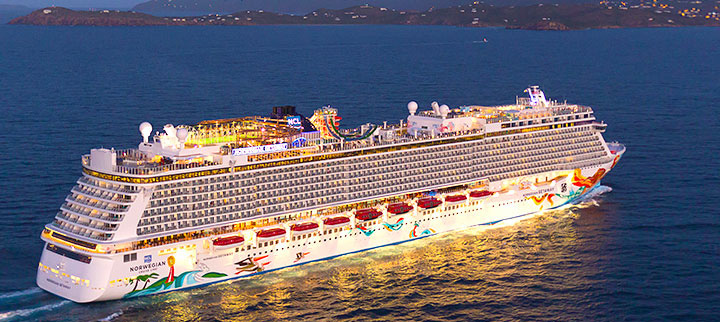 Norwegian Cruise Lines's Innovative Norwegian Getaway