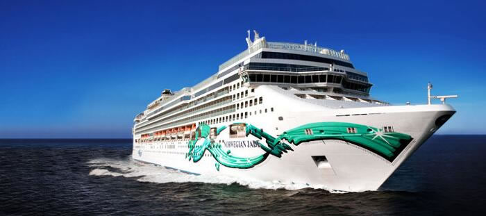 Norwegian Cruise Lines's Marvelous Norwegian Jade