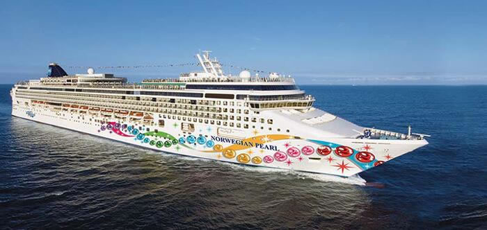 Norwegian Cruise Lines's  Norwegian Pearl