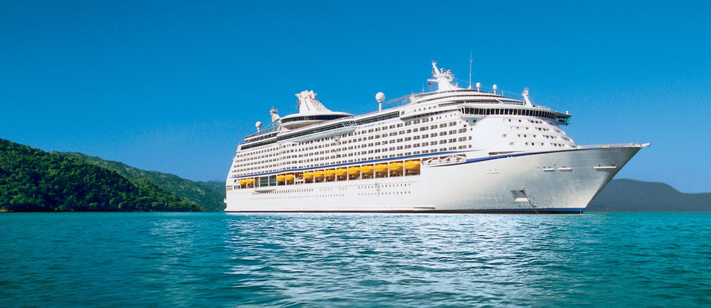 Royal Caribbean's <em>Adventure of the Seas</em>