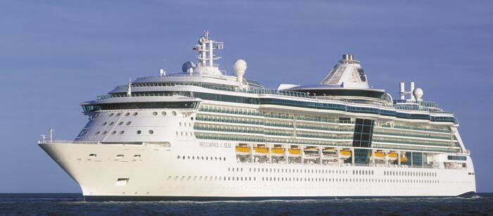 Royal Caribbean's Fantastic Brilliance of the Seas
