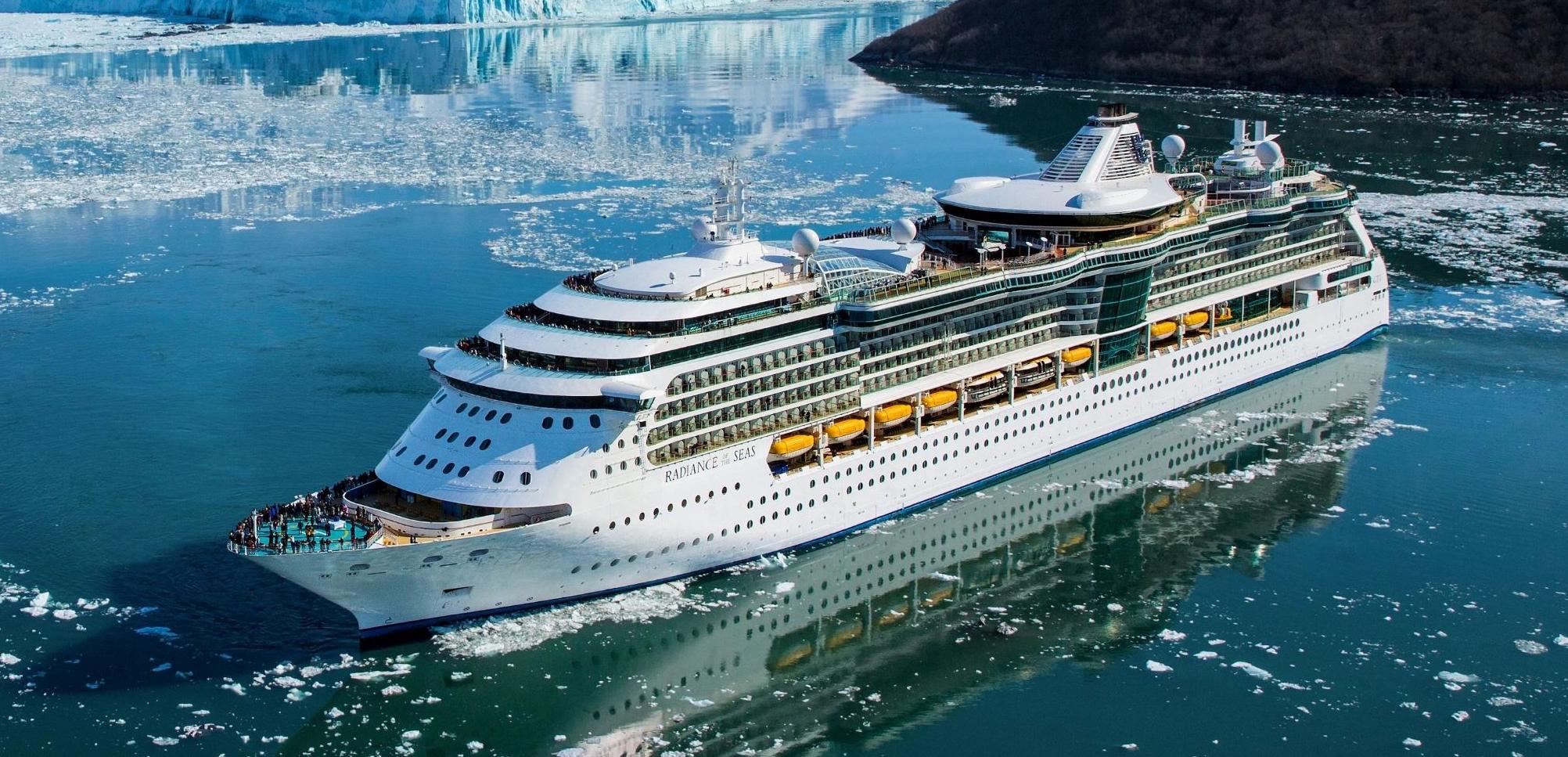 Royal Caribbean's <em>Radiance of the Seas</em>