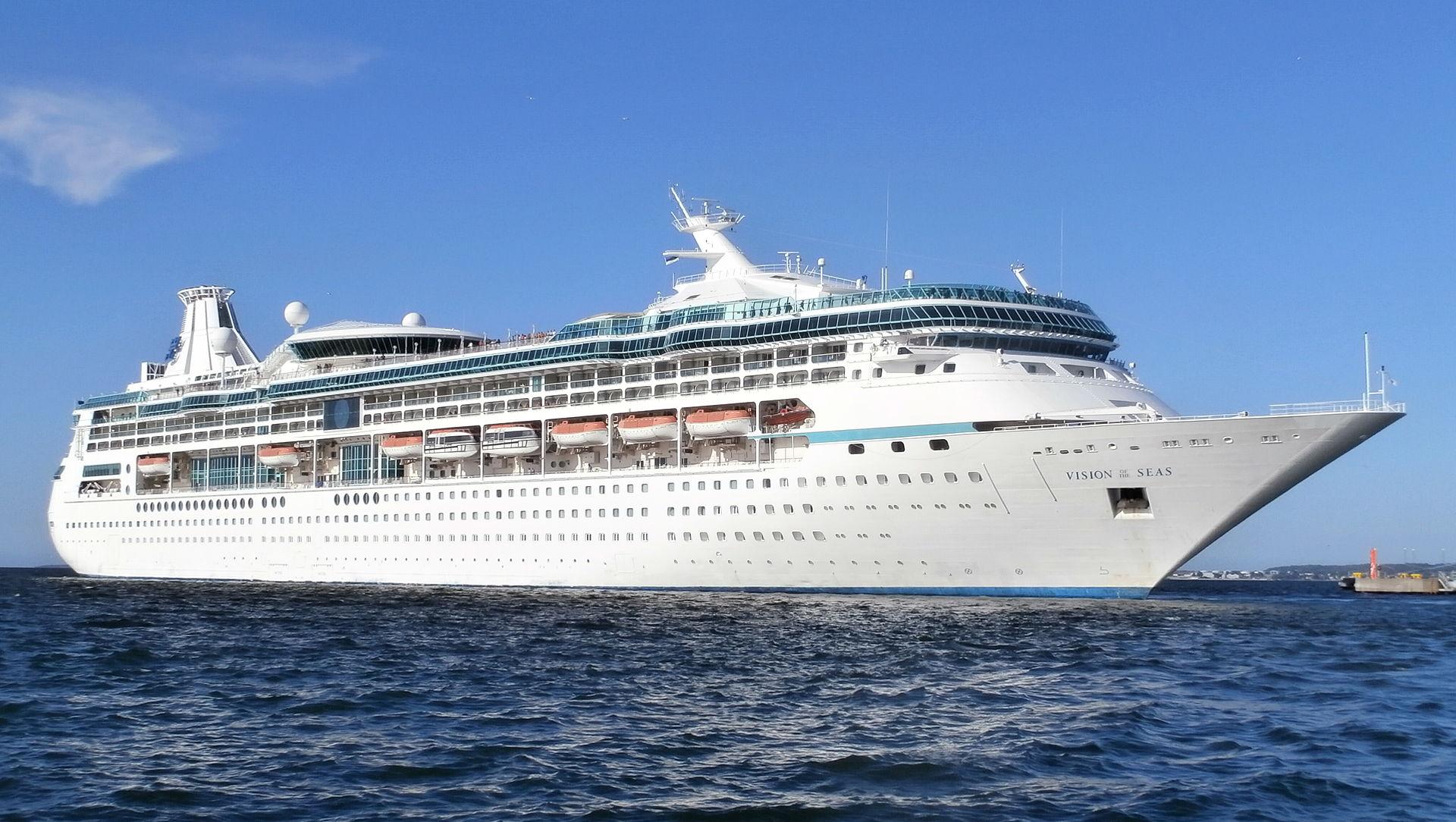 Royal Caribbean <em>Vision of the Seas</em>